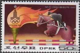 North-Korea 1865 (complete Issue) Unmounted Mint / Never Hinged 1979 Olympics Summer 1980 - Korea, North