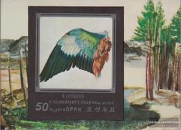 North-Korea Block59B (complete Issue) Unmounted Mint / Never Hinged 1979 Paintings Of Albrecht Dürer - Korea, North