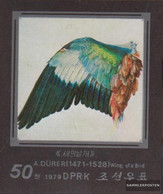 North-Korea 1857B (complete Issue) Unmounted Mint / Never Hinged 1979 Paintings Of Albrecht Dürer - Korea, North