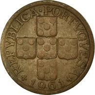 Monnaie, Portugal, 10 Centavos, 1961, TTB, Bronze, KM:583 - Portugal