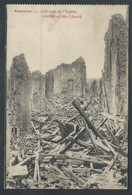 +++ CPA - Ruines Du Mont KEMMEL - Heuvelland - Guerre 1914-18 - Intérieur De L'Eglise// - Heuvelland