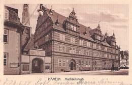 HAMELN - HOCHZEITSHAUS 1924  /ak99 - Hameln (Pyrmont)