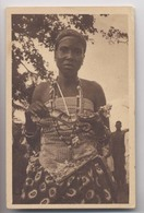 BÉNIN - ABOMEY - Féticheuse Avec Son Python - Serpent - Belle Africaine - Animée - Benin