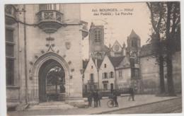 BOURGES HOTEL DES POSTES LE PORCHE 1931 TBE - Bourges