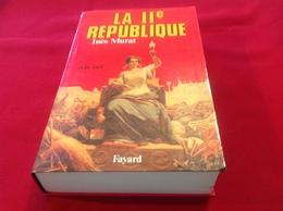 1987, LA IIe RÉPUBLIQUE PAR INÈS MURAT, ÉDITIONS FAYARD - Geschiedenis