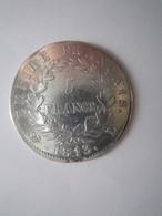 5 FRANCS NAPOLÉON 1er EMPIRE FRANÇAIS 1813 L - France