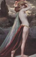 S.SOLOMKO  NU FEMININ -magician Circe - Circé La Charmeuse -   No 153 ( Lot Pat 100 ) - Solomko, S.