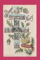 54 - NANCY -  Souvenir De NANCY - Nancy