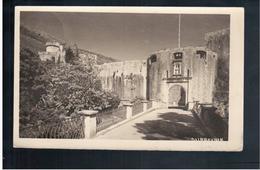 CROATIA Dubrovnik Ca 1930 Old Photo Postcard - Croacia