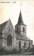 (428)  Montigny-le-Tilleul  L'Eglise - Montigny-le-Tilleul