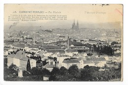 CLERMONT-FERRAND   ( Cpa 63 )  Vue Générale Et Usines Bergougnan   -  L 1 - Clermont Ferrand