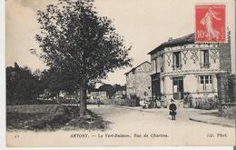 ANTONY. CP Le Vert Buisson - Rue De Chartres - Antony