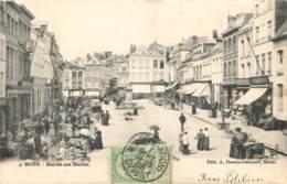 Belgique - Mons - Marché Aux Herbes - Mons