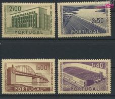 Portugal 784-787 (kompl.Ausg.) Postfrisch 1952 Ministerium (9371328 - 1910-... Republic
