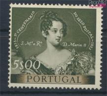 Portugal 821 Postfrisch 1953 100 Jahre Briefmarken (9379057 - 1910-... Republic