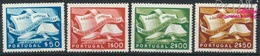 Portugal 825-828 (kompl.Ausg.) Postfrisch 1954 Volksbildung (9371324 - 1910-... Republic