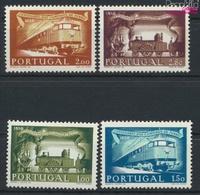 Portugal 850-853 (kompl.Ausg.) Postfrisch 1956 Eisenbahn (9371323 - 1910-... Republic