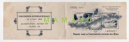 69 - LYON - STE FRANCAISE DU FILOVO - PRODUIT POUR LA CONSERVATION DES OEUFS - EXPOSITION DE 1914  ALIMENTATION - Visiting Cards