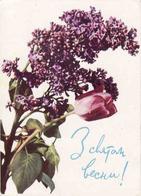 Mother's Day, Propaganda USSR, Unused 1964 - Fête Des Mères