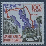 MON  1959  28ème Rallye De Monte-Carlo  N°YT 510  ** MNH - Monaco