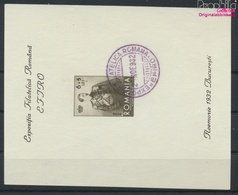 Rumänien Block1 (kompl.Ausg.) Gestempelt 1932 Ausstellung (9371092 - 1918-1948 Ferdinand, Charles II & Michael