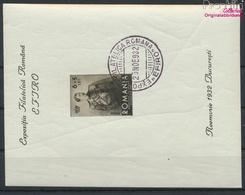 Rumänien Block1 (kompl.Ausg.) Gestempelt 1932 Ausstellung (9371093 - 1918-1948 Ferdinand, Charles II & Michael