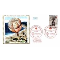 CEF - Croix-Rouge 1982 (2247) - 20/11/1982 Nantes - FDC