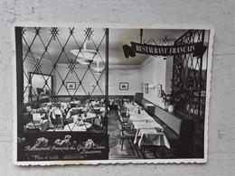CPSM SUISSE LAUSANNE Restaurant Français Du Grand-Chêne - VD Vaud