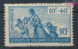 Frankreich - Komitee Algier 7 (kompl.Ausg.) Postfrisch 1943 Hilfswerk (9395825 - France