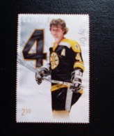 Canada- Timbre N° 3063 (YT) Oblitéré  -Hockey Sur Glace - Bobby Orr) - Usati