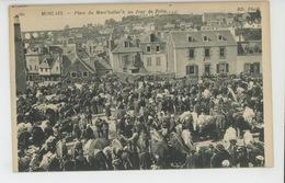 MORLAIX - Place Du Marc'hallac'h Un Jour De Foire - Morlaix