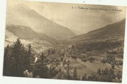 Belle Carte Sépia  SUISSE  5.  Vallée De Conches  (Valais) . A   Fiesch - VS Valais