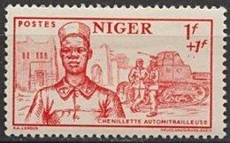 Niger, N° 86 à N° 88** Y Et T - Unused Stamps