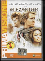 DVD DOPPIO ALEXANDER - LINGUA ITALIANA ED INGLESE - DOLBY DIGITAL 5.1 - History