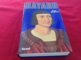1987, BAYARD PAR JEAN JACQUART, ÉDITIONS FAYARD - History