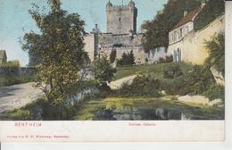 BENTHEIM - 3 Cartes - Schloss Osteite  Gruss  PRIX FIXE - Bentheim