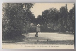 BOHAIN (02 - Aisne) - 1910 - Bois Des Berceaux - Le Jeu De Paume - Animée - France