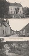 5 CPA:FROLOIS (21) RUE DE LA MONTAGNE,CORPOYER LES MOINES,LA MAIRIE,LE VALLON,CÔTÉ SUD - Otros Municipios