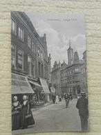 Cpa Middelburg Lange Delft 1916 - Middelburg