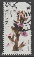 Malta 2017 Maltese Flora 0.26€ Multicoloured SW 1951 O Used - Malta