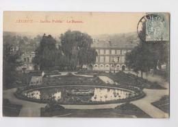 LISIEUX (14 - Calvados) - Jardin Public - Le Bassin - Lisieux