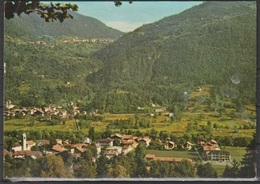 Cartolina - Sagne Di Trento M. 600 - Viaggiata 1986 - Trento