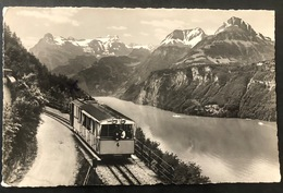 Brunnen-Morschach Bahn - SZ Schwyz