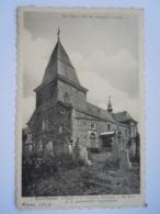 Henri-Chapelle L'Eglise Et Le Cimetière Communal De Kerk En De Gemeentelijke Begraafplaats Circulée 1958 A. Dohmen - Welkenraedt