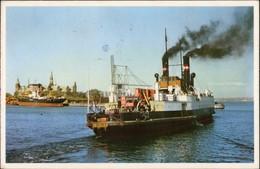 .Dänemark - HELSINGØR FARGEN PAA VEJ TIL SVERIGE, Fähre, Ferry Ship 1955 - Dänemark