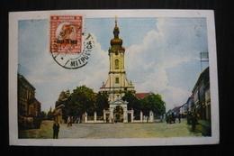 ESPERANTO, Serbia, Sremska Mitrovica, Sebian Church, Us - Esperanto