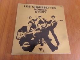 """Disque 33 T """" Les Chaussettes Noires Story """" - Rock"""