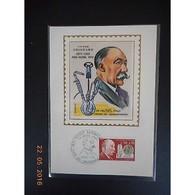 Carte Maximum - Victor GRIGNARD - 08/05/71 Cherbourg - Maximum Cards