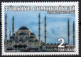 TURKEY, 2018, MNH, MOSQUES,1v - Mosquées & Synagogues