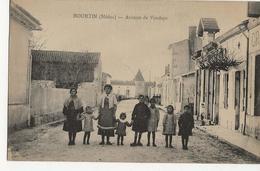 HOURTIN  -  Avenue De Vendays - Sonstige Gemeinden